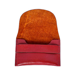 Leather Card Pouch - Samo Leather