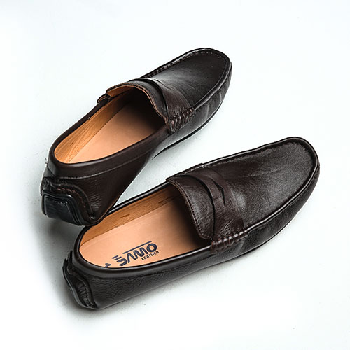 Casual Shoe for Men   Samo Leather